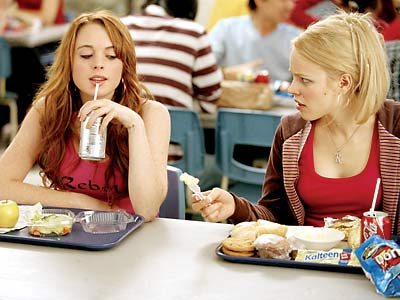 Lindsay Lohan, Rachel McAdams, ...