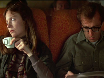Annie Hall, Diane Keaton, ... | ANNIE HALL ''I know. A relationship, I think, is...is like a shark. You know, it has to constantly move forward or it dies, and I…