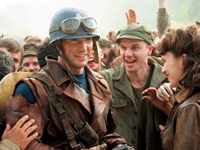 Captain America | Chris Evans stars as Captain America, a.k.a. Steve Rogers