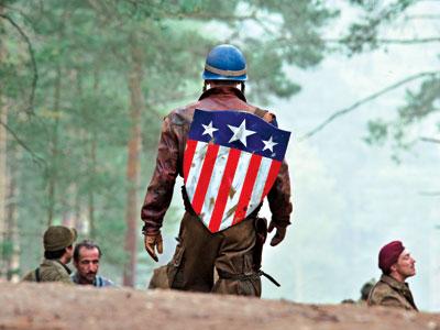 Captain America | Chris Evans as Steve Rogers