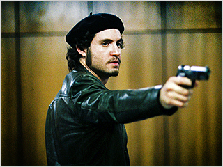 MARX AND RECREATION Edgar Ramirez plays the titular radical in Carlos