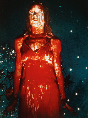 Carrie (Movie - 1976) | Living with her religious zealot nutbag mother would have been enough to send the strange and sad Carrie White (Sissy Spacek) over the edge, but…