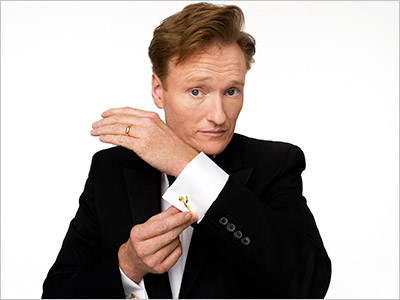 Conan O'Brien | CONAN O?BRIEN Snierson: If blondes have more fun, what do redheads have? O?Brien: Sensitivity to light. You decide which is sexier: Blondes having more fun,…