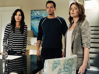 Cougar Town Damage
