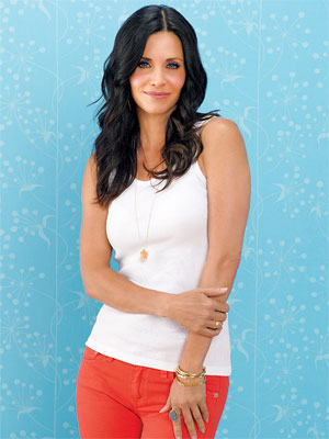 Courteney Cox | COUGAR TOWN Courteney Cox's prime-time comedy has found an excellent groove in season 2 with offbeat humor, new catchphrases (''Slap out of it!''), and copious…