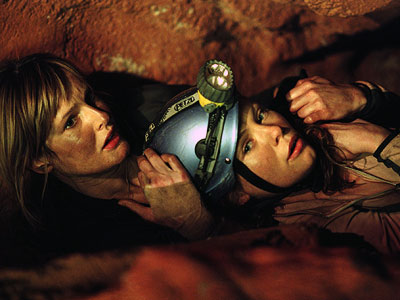 The Descent | Neil Marshall's terror-below spelunking thriller was also thoughtfully postfeminist. But that claustrophobic cave deep in the Appalachian Mountains really stole the show.