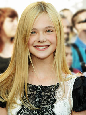 Elle Fanning | Her book description: ''Prim's face is fresh as a raindrop, as lovely as the primrose for which she was named.'' Our pick: Elle Fanning (…