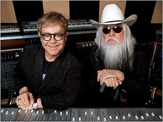 Elton John and Leon Russell | A DREAM COME TRUE Elton John and Leon Russell