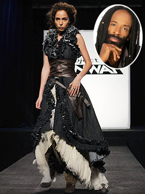 Project Runway | HOT Epperson's Western getup (season 6, episode 6) The soft-spoken dude with dreads produced a number of gorgeous looks during his run, but his answer…