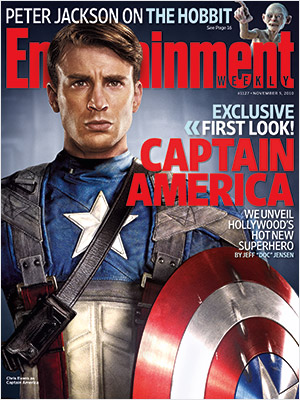 For more inside dish on Captain America , including Jeff Jensen's report from the set of the London-based production and the lowdown on the superhero's…