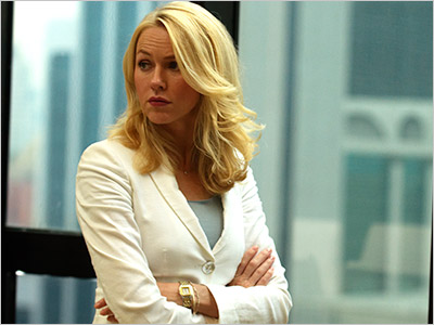 SPY GAME Naomi Watts plays Valerie Plame in Fair Game