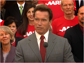Arnold Schwarzenegger | GOVERNATE...WITH EXTREME PREJUDICE Arnold Schwarzenegger is the voice of reason in Gerrymandering