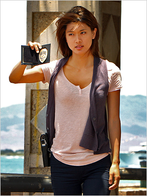 Hawaii Five-0, Grace Park | (Votes received: 379; 2%) ''Mmm... Kono, that's a good one I forgot!'' — RachelK