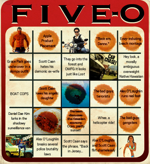 HAWAII-FIVE-0-Bingo