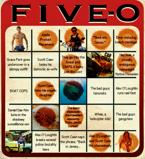 HAWAII-FIVE-0-Bingo