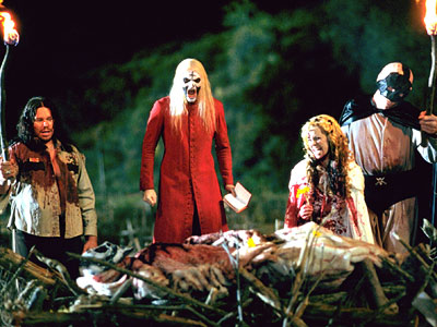 House of 1000 Corpses | Rob Zombie made his directorial debut with this highly controversial — and Rainn Wilson-featuring — gorefest. Since then, he has brought us 2005's Corpses sequel…