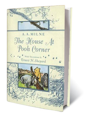 THE HOUSE AT POOH CORNER, by A.A. Milne Dorothy Parker, who reviewed for The New Yorker under the nom de plume Constant Reader, dismissed Milne's…