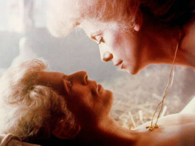 The Hunger, Catherine Deneuve | The Thin White Duke David Bowie ages ungracefully — and REALLY quickly — in Tony Scott's arty vampire flick.