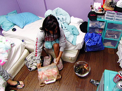 Jersey Shore | Snooki and J-Woww freed a lobster from the vile clutches of Chef Situation. They wanted to keep it as a pet. They named it Charlie.…