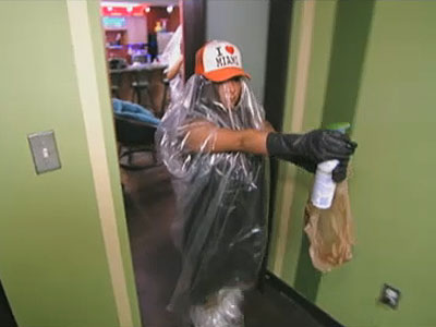 Jersey Shore, Nicole Polizzi | Snooki and J-Woww donned Outbreak attire and attempted in vain to clean the hookup room. We presume that once this season is over, the Community…