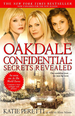 As the World Turns | Oakdale Confidential , 2006 Katie Perretti, As The World Turns As an event organizer, Katie Peretti (Terrie Colombino) had her finger on the pulse of…