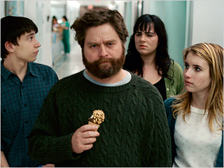 It's Kind of a Funny Story | ICE CREAM, YOU SCREAM Keir Gilchrist, Zach Galifianakis, Molly Hager, and Emma Roberts are crazy for each other in It's Kind of a Funny Story