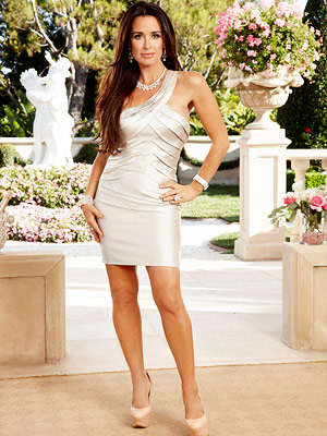 Real Housewives of Beverly Hills | KYLE RICHARDS Bio: Kyle is fellow Housewife Kim's sister, as well as Kathy Hilton's. Her Hollywood credits range from Little House on the Prairie and…