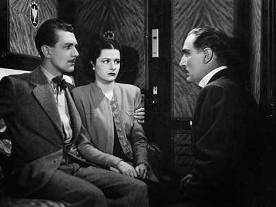 The Lady Vanishes | Alfred Hitchcock's classic is the obvious inspiration for Flightplan 's missing-child plot, except it takes place on a moving train.
