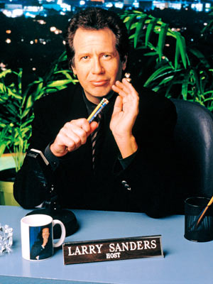 The Larry Sanders Show | THE LARRY SANDERS SHOW: THE COMPLETE SERIES on DVD Before Curb Your Enthusiasm , there was this caustic behind-the-scenes '90s satire starring Garry Shandling as…