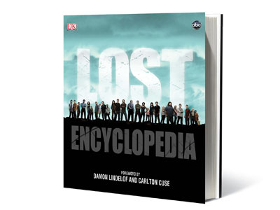 LOST ENCYCLOPEDIA Doc Jensen, are you sitting down? This glossy hardcover, with more than 400 pages and 1,500 images, is the ultimate Lost lover's guide…