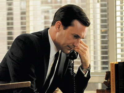 Mad Men | MAD MEN finale If you haven't been watching, you've missed an enthralling season of Don's downward spiraling, Sally's acting out, and some shocking office maneuvers…