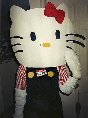 Hello Kitty Madeline Moy, Seattle, WA
