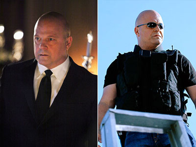 Michael Chiklis | Now: He's police artist/disconnected dad Jim Powell who now has superstrength and what he believes to be a new mission. Then: Chiklis was best known…
