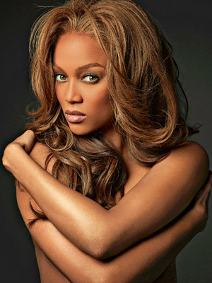 Tyra Banks, America's Next Top Model | Aside from giving us the comedic bounty of Tyra Banks' halting speech (''You're still in the running toward becoming America's. Next. Top. Model''), ANTM combines…