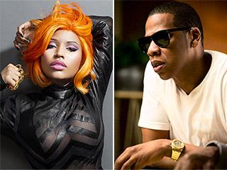 Nicki-Minaj-Jay-Z