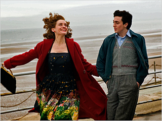 Nowhere Boy | MOTHER NATURE'S SON Anne-Marie Duff and Aaron Johnson in the John Lennon biopic Nowhere Boy