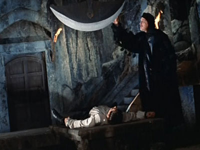 The Pit and the Pendulum | No one does claustrophobia like Edgar Allan Poe, and no one does Poe like Roger Corman and Vincent Price.