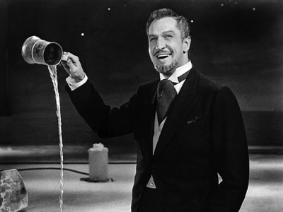 VINCENT PRICE, The Story of Mankind I will be completely honest and say that I've never seen this movie. But it's Vincent Price, people. Playing…