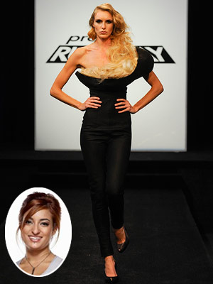 Project Runway | HOT MESS Amy's hairy bustier (season 7, episode 8) Meow. Perhaps too avant-garde conceptual for her own good, Amy put together this puzzling catsuit that…