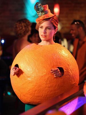 One Tree Hill, Sophia Bush   Sophia Bush, One Tree Hill Orange you Brooke?