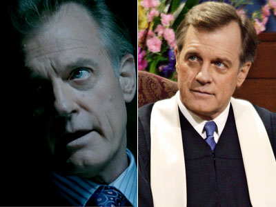Stephen Collins | Now: As Dr. Dayton King, he's Stephanie Powell's boss at Global Tech... but seems to have a darker side. Then: He was Rev. Eric Camden,…