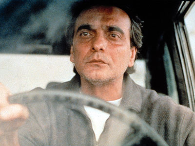Taste of Cherry | Abbas Kiarostami's masterpiece takes place entirely inside a taxi, as a Tehran cabbie tries to persuade various passengers to help him violate Islamic taboo and…