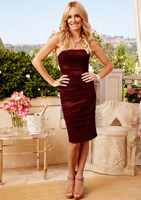Real Housewives of Beverly Hills | TAYLOR ARMSTRONG Bio: The Oklahoma native has lived in Beverly Hills for seven years and is married to a venture capitalist, with whom she has…
