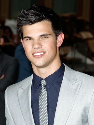Taylor Lautner | His book description: ''I remember him as big, but he seems more massive, more powerful than I even recall. I'm trapped in the glare of…