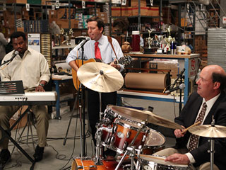 The Spin Office Band