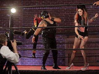Top Model Wrestler