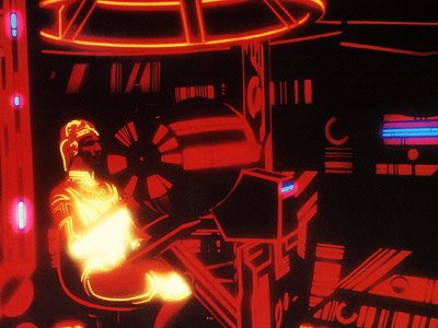 Tron, Jeff Bridges | TRON (1982) Between this 1982 neon nostalgia trip and the following year?s WarGames , people in the early 80s clearly feared that computers were trying…