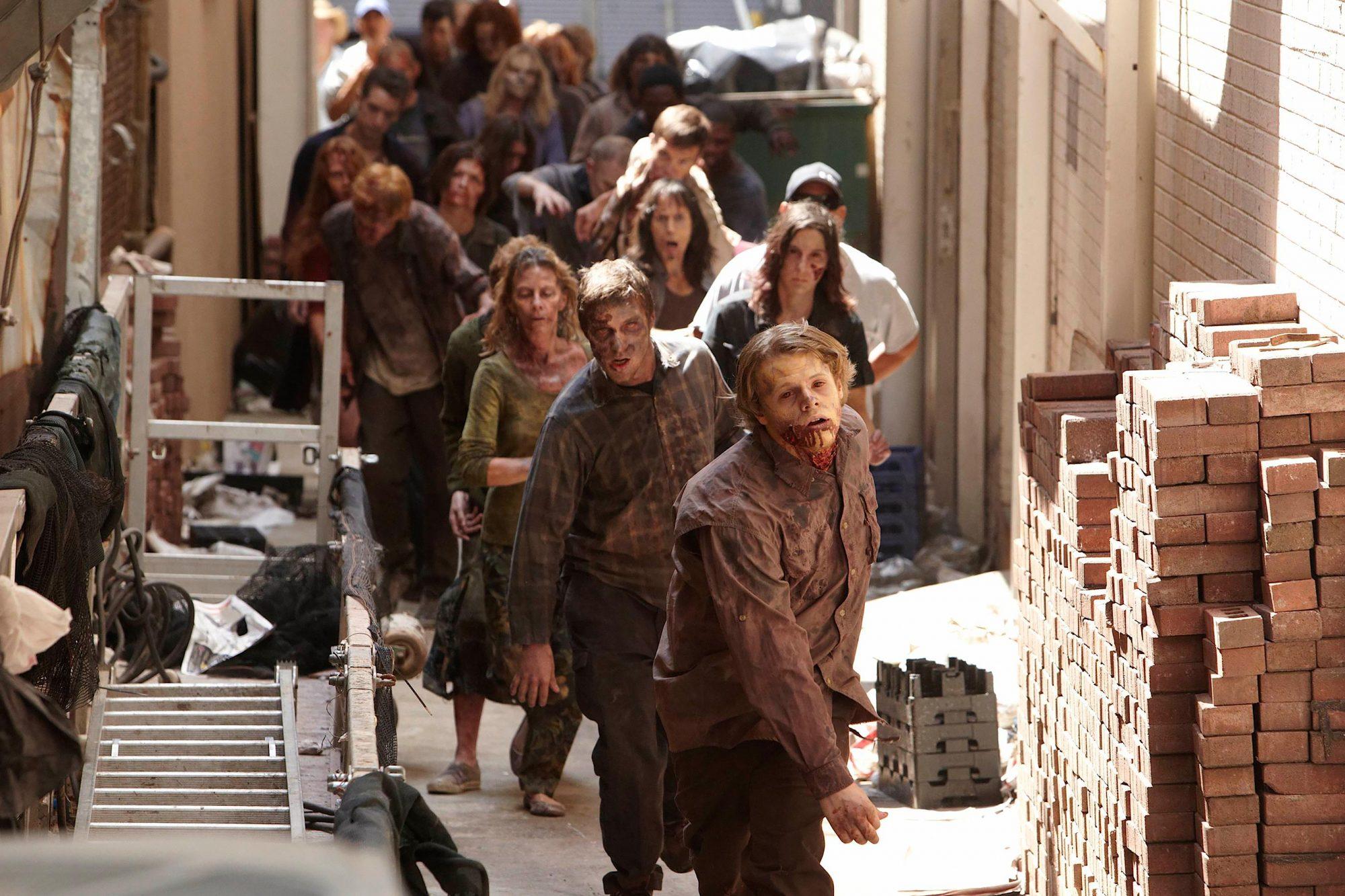 The Walking DeadAMC 2010Zombies