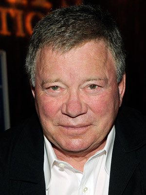 William Shatner | DS: How do you separate the geeks from the stalkers at a Star Trek convention? WS: You put the geeks on the left and the…