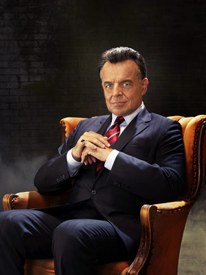 RAY WISE, Reaper The Twin Peaks veteran gave the ruler of the underworld a sly mixture of Gordon Gekko slime and a stand-up's comic timing.…